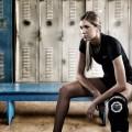 Hyperice knee brace