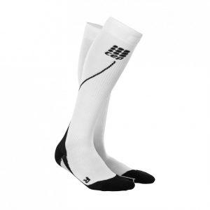 CEP Run Socks White